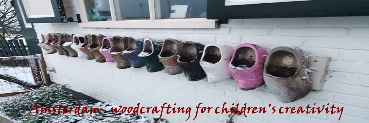 WOODCRAFTING FOR CHILDREN'S CREATIVITY AND WALDORF APPROACH